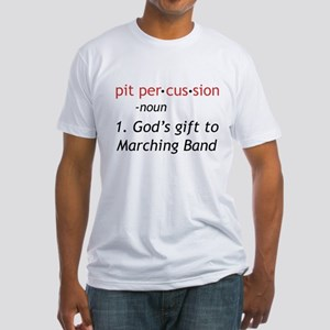 Pit Definition Fitted T-Shirt
