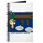 Hanging Around with Bats Journal