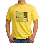 Scout Ranger Corps Yellow T-Shirt
