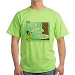 Scout Ranger Corps Green T-Shirt