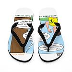 Scout Ranger Corps Flip Flops