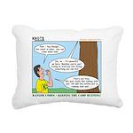 Scout Ranger Corps Rectangular Canvas Pillow