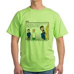 Home Repair Green T-Shirt