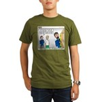 Home Repair Organic Men's T-Shirt (dark)