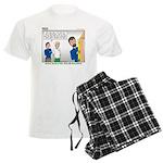 Home Repair Men's Light Pajamas