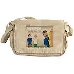 Home Repair Messenger Bag