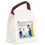 Home Repair Canvas Lunch Bag