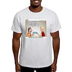 Blue Card Blues Light T-Shirt