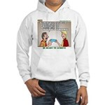 Blue Card Blues Hooded Sweatshirt