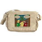 GPS Navigation Messenger Bag
