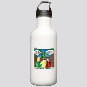 GPS Navigation Stainless Water Bottle 1.0L