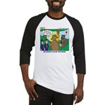 Bear Surprise Baseball Jersey