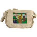 Bear Surprise Messenger Bag