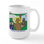 Bear Surprise Large Mug