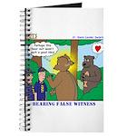 Bear Surprise Journal