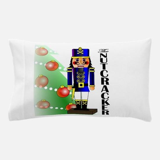 Nutcracker Ballet Pillow Case