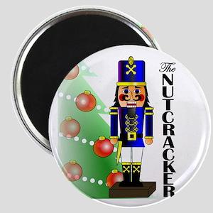 Nutcracker Ballet Magnet