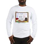 Camp Food Long Sleeve T-Shirt