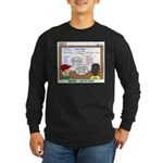 Camp Food Long Sleeve Dark T-Shirt