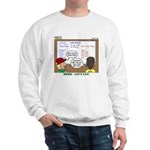 Camp Food Sweatshirt