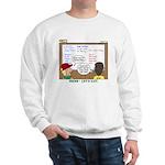 Camp Food Sweatshirt