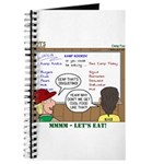 Camp Food Journal