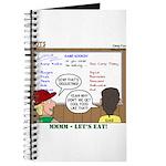 Camp Food Journal