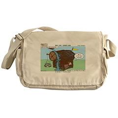 Camp Gadgets Messenger Bag