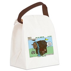 Camp Gadgets Canvas Lunch Bag