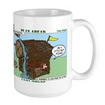 Camp Gadgets Large Mug