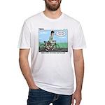Bike Hike Fitted T-Shirt