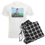 Bike Hike Men's Light Pajamas