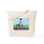 Bike Hike Tote Bag