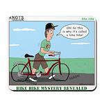 Bike Hike Mousepad