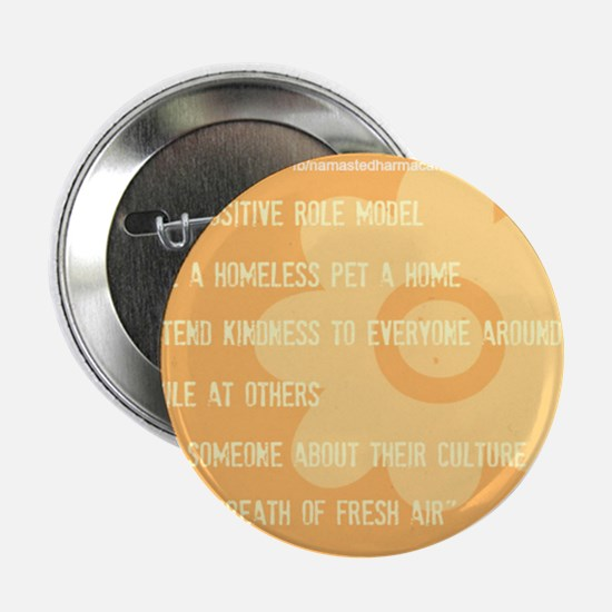 """Pay it Forward: 1 2.25"""" Button"""