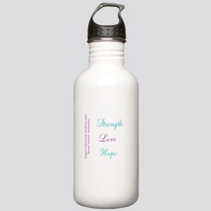 Strength Love Hope Stainless Water Bottle 1.0L