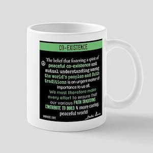 Co-Existence Mug