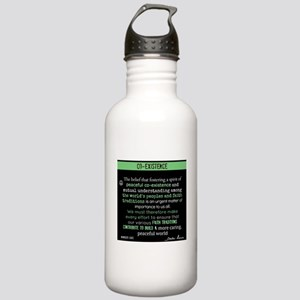 Co-Existence Stainless Water Bottle 1.0L