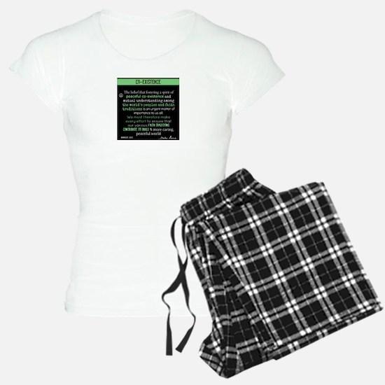 Co-Existence Pajamas