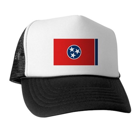 Tennessee flag Trucker Hat