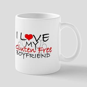 I love my Gluten Free Boyfriend Mug