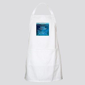 Giving and Receiving Apron