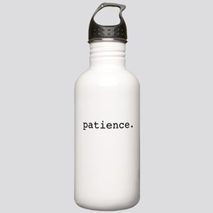 patience. Stainless Water Bottle 1.0L