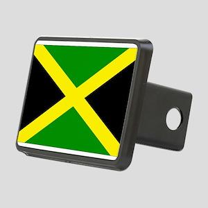 Jamaica Rectangular Hitch Cover