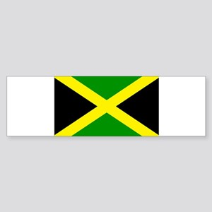 Jamaica Sticker (Bumper)