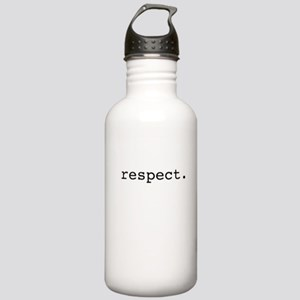 respect. Stainless Water Bottle 1.0L