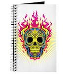 skull Dull Flames Journal