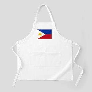 Philippine flag Apron
