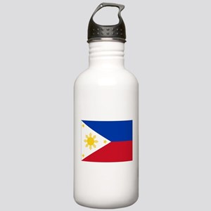 Philippine flag Stainless Water Bottle 1.0L
