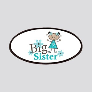 Ethnic Big Sister Patches